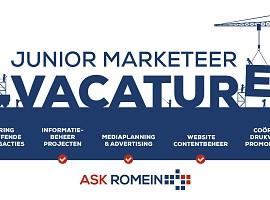 Junior (digital) marketeer